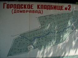Map of Cemetery 2